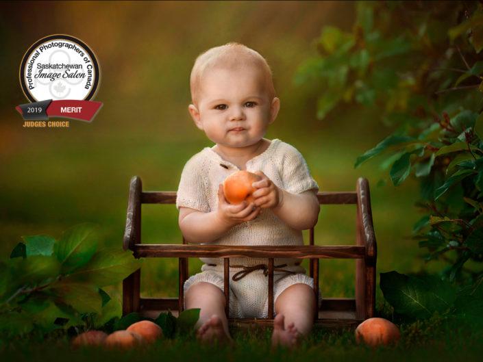 S822 4 Just Peachy ribbon 705x529 - Family